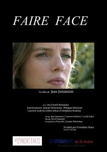 Faire Face : affiche du film