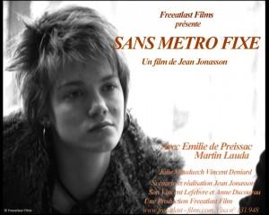 Sans Métro Fixe : l'affiche du film